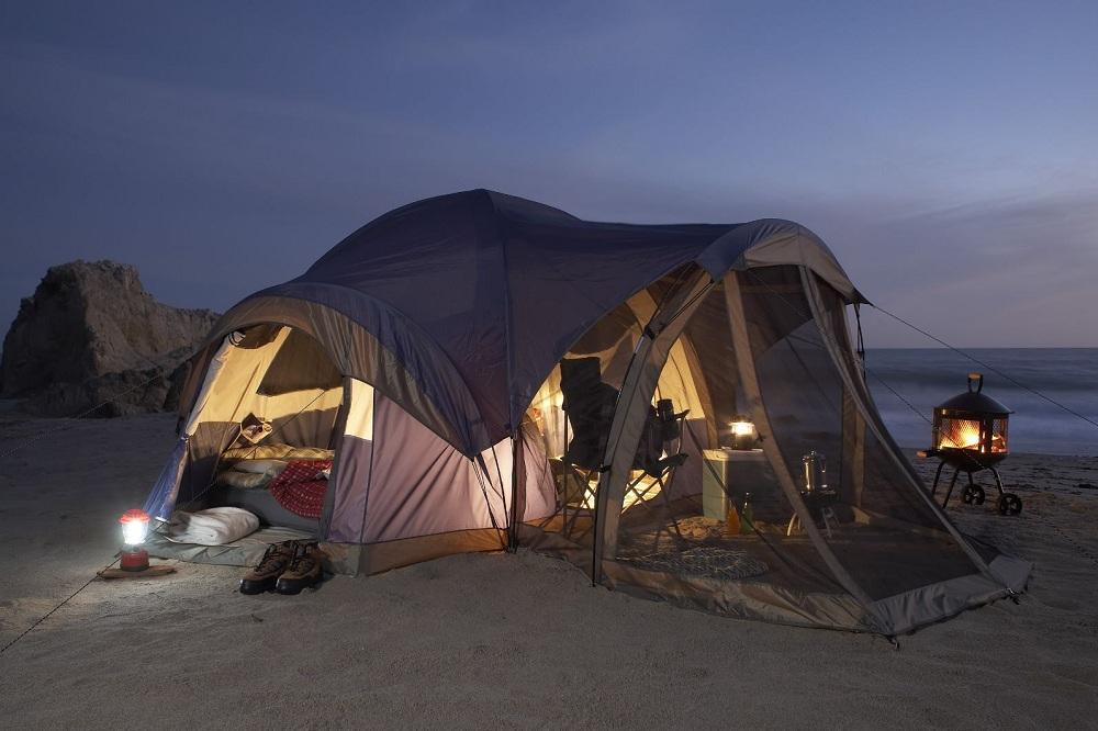 Camping Kinda A Handy Guide To Backyard Survival