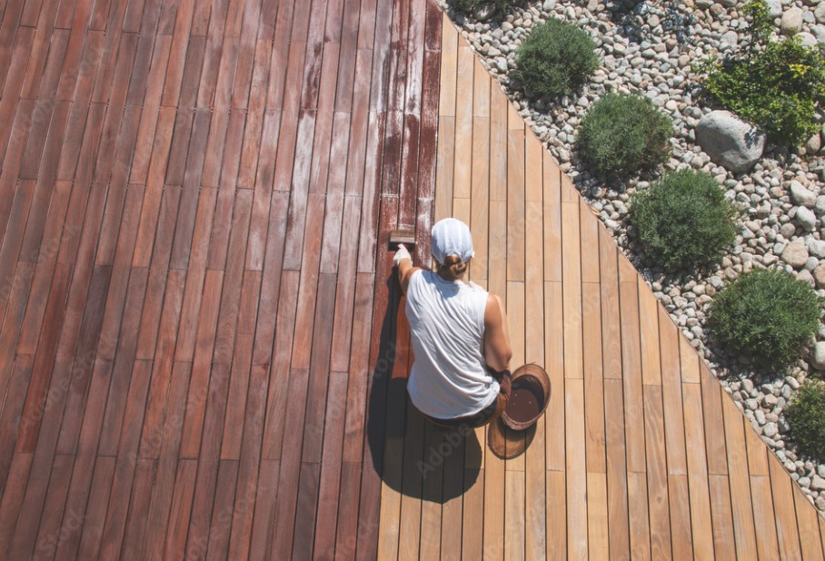 reseal your deck