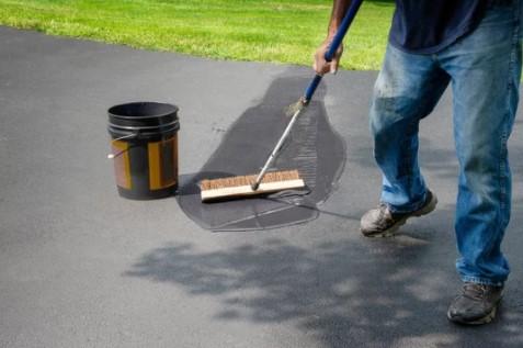 Repair or reseal your driveway