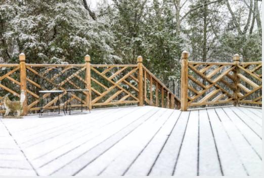 prepare deck for winter