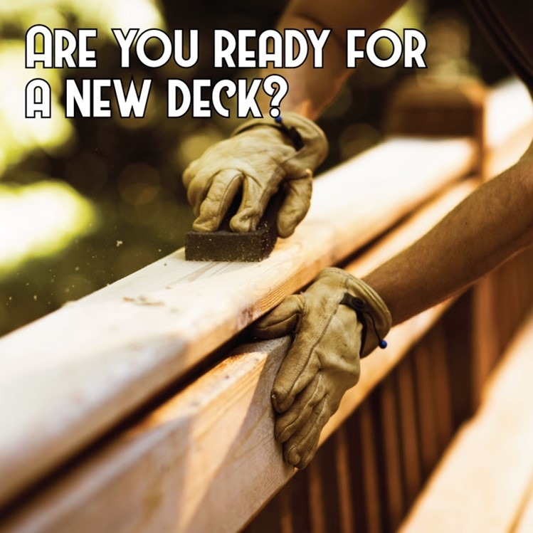 Before Purchasing a Deck Consider